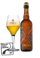 Gouden Carolus Cuvée van de Keizer rood