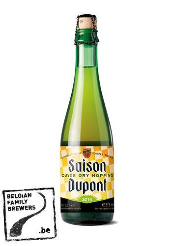 Saison Dupoint Cuvée Dry Hopping