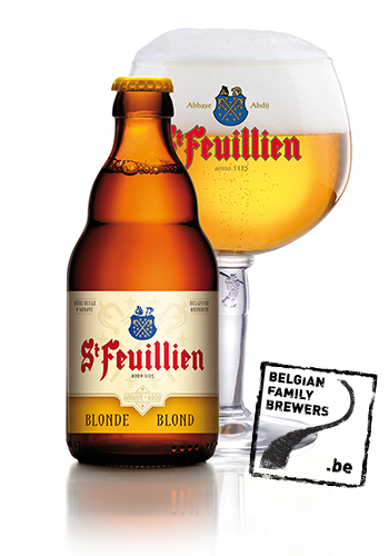 St-Feuillien Blonde