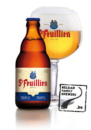 St-Feuillien Triple